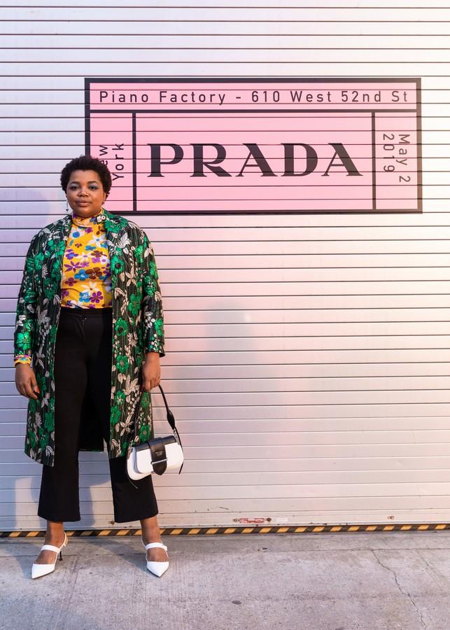 Prada Resort 2020 sfilata
