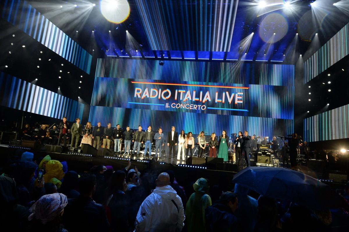 Radio Italia Live Milano 2019