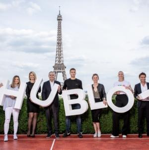 Roland Garros 2019 Hublot: un torneo di tennis virtuale con Simona Halep