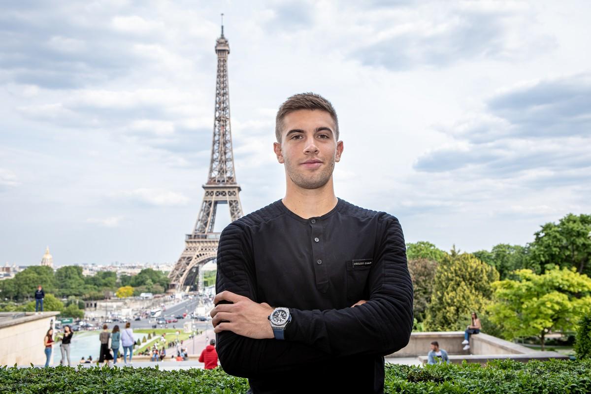 Roland Garros 2019 Hublot