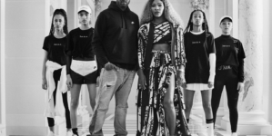 Serena Williams Nike Off-White: la capsule collection Cape Jacket