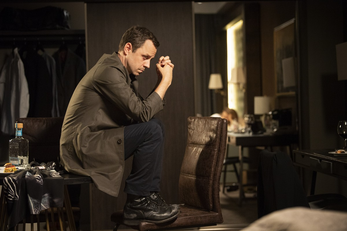 Sneaky Pete 3 stagione