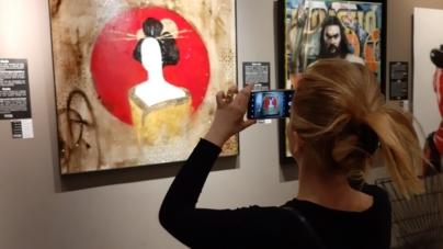 Street Art In Store Fontainebleau: la mostra collettiva e il lancio della nuova sede francese