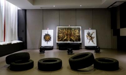 Street Art in Store Anatomic Style: la mostra di Tawa all'NH Collection Milano President