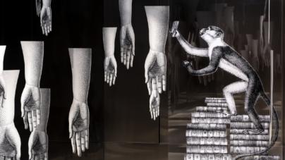 T Fondaco dei Tedeschi Venezia Fornasetti: La regola del sogno, l'installazione emozionale