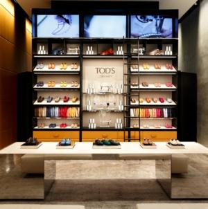 Tod's Library New York: il nuovo concept svelato ad Hudson Yard