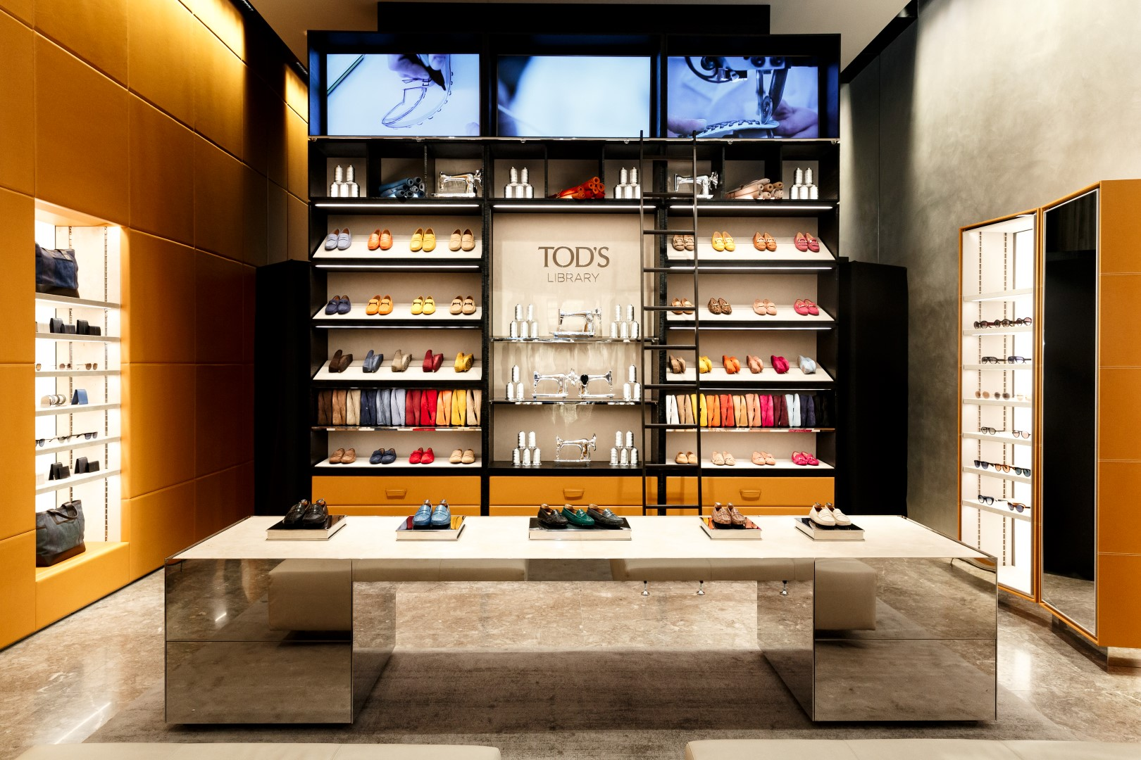Tods Library New York