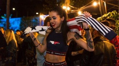 Tommy Hilfiger People's Place Milano: il party d'inaugurazione con Big Fish e Chadia Rodriguez