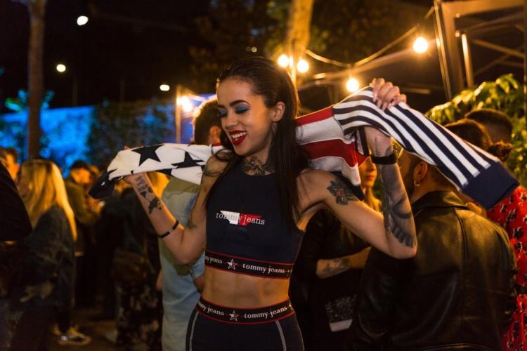 Tommy Hilfiger People's Place Milano: il party d'inaugurazione con Big Fish e Chadia Rodriguez