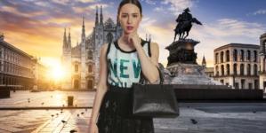 Trussardi Jeans borse 2019: l'iconica T-TOTE Bag, il video con Aurora Ramazzotti