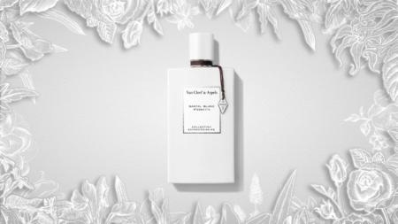 Van Cleef and Arpels profumo Santal Blanc: la nuova fragranza della Collection Extraordinaire