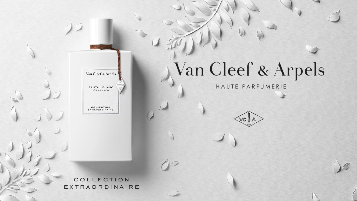 Van Cleef and Arpels profumo Santal Blanc