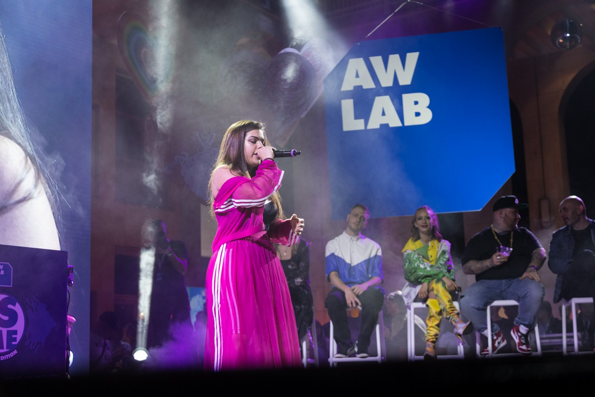 AW Lab IS ME music edition 2019