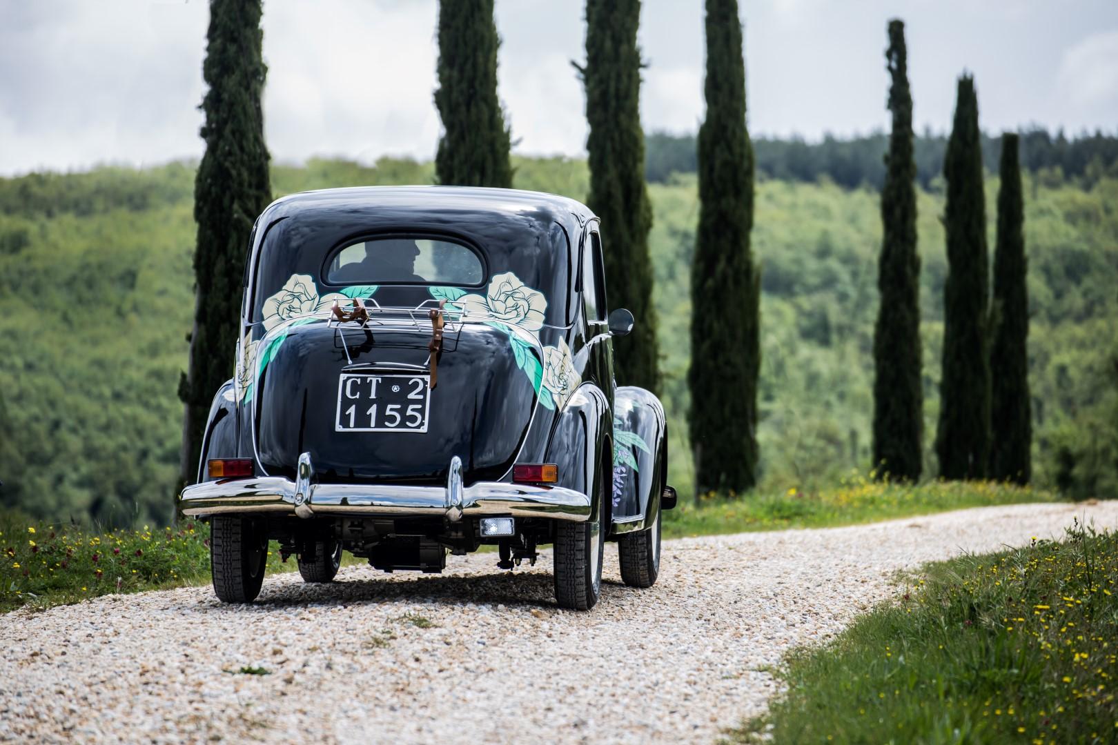 Belmond Villa San Michele Garage Italia
