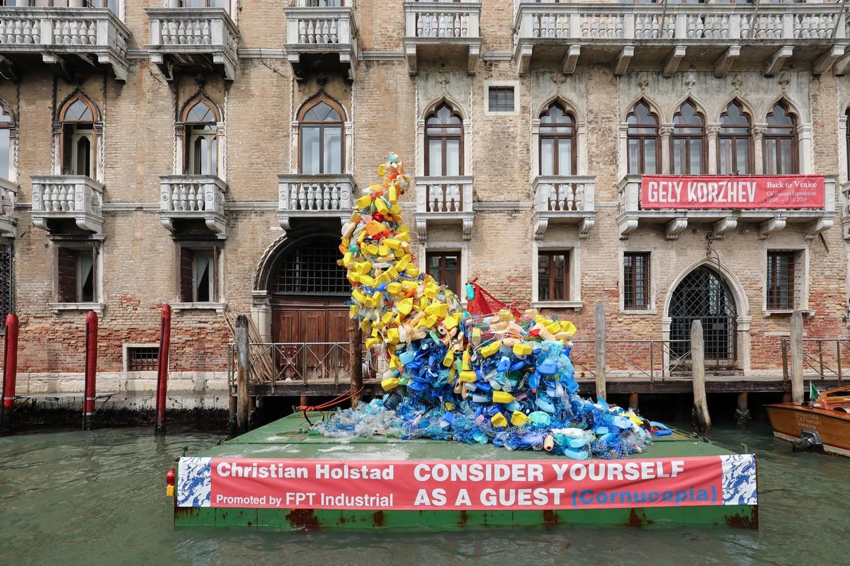 Biennale Arte Venezia 2019 Christian Holstad