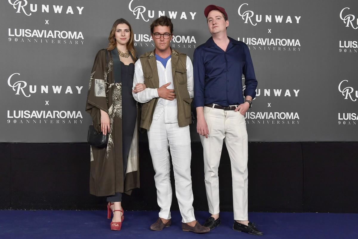 CR Runway LuisaViaRoma sfilata Firenze