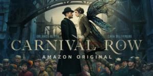 Carnival Row serie tv: il fantasy vittoriano con Orlando Bloom e Cara Delevingne