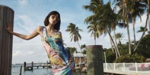 Costumi mare 2019 Desigual: la flora selvatica di Miami