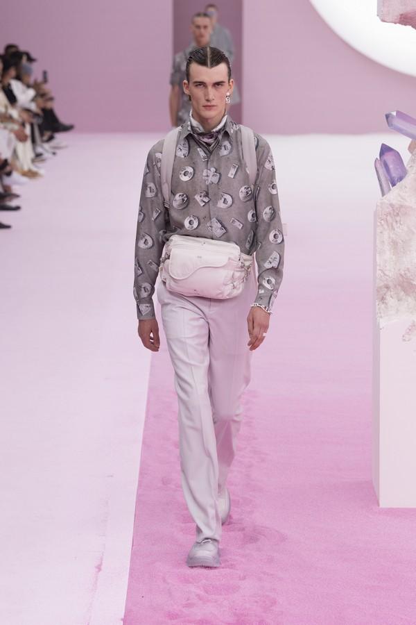 Dior Uomo primavera estate 2020