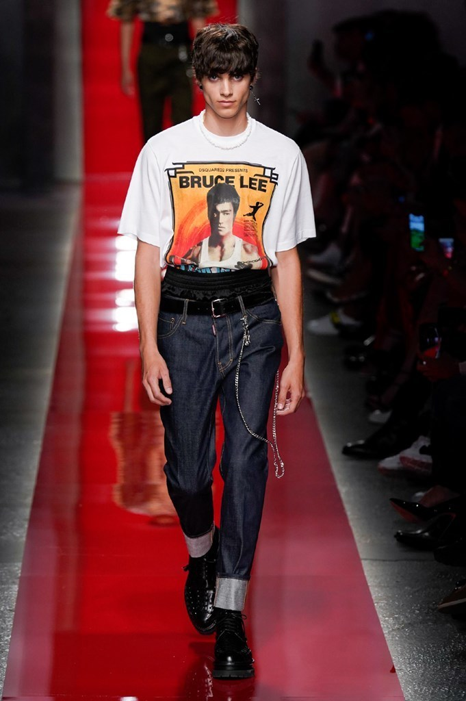 Dsquared2 primavera estate 2020
