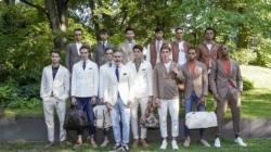 Eleventy Uomo primavera estate 2020: il guardaroba rigorosamente maschile