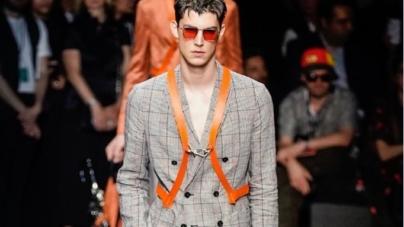 Emporio Armani Uomo primavera estate 2020: il formale incontra lo sportswear