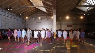 Etro Uomo primavera estate 2020: motivi tribali dallo spirito naif