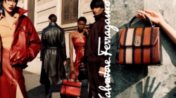 Ferragamo campagna autunno inverno 2019: #PatchworkofCharacters