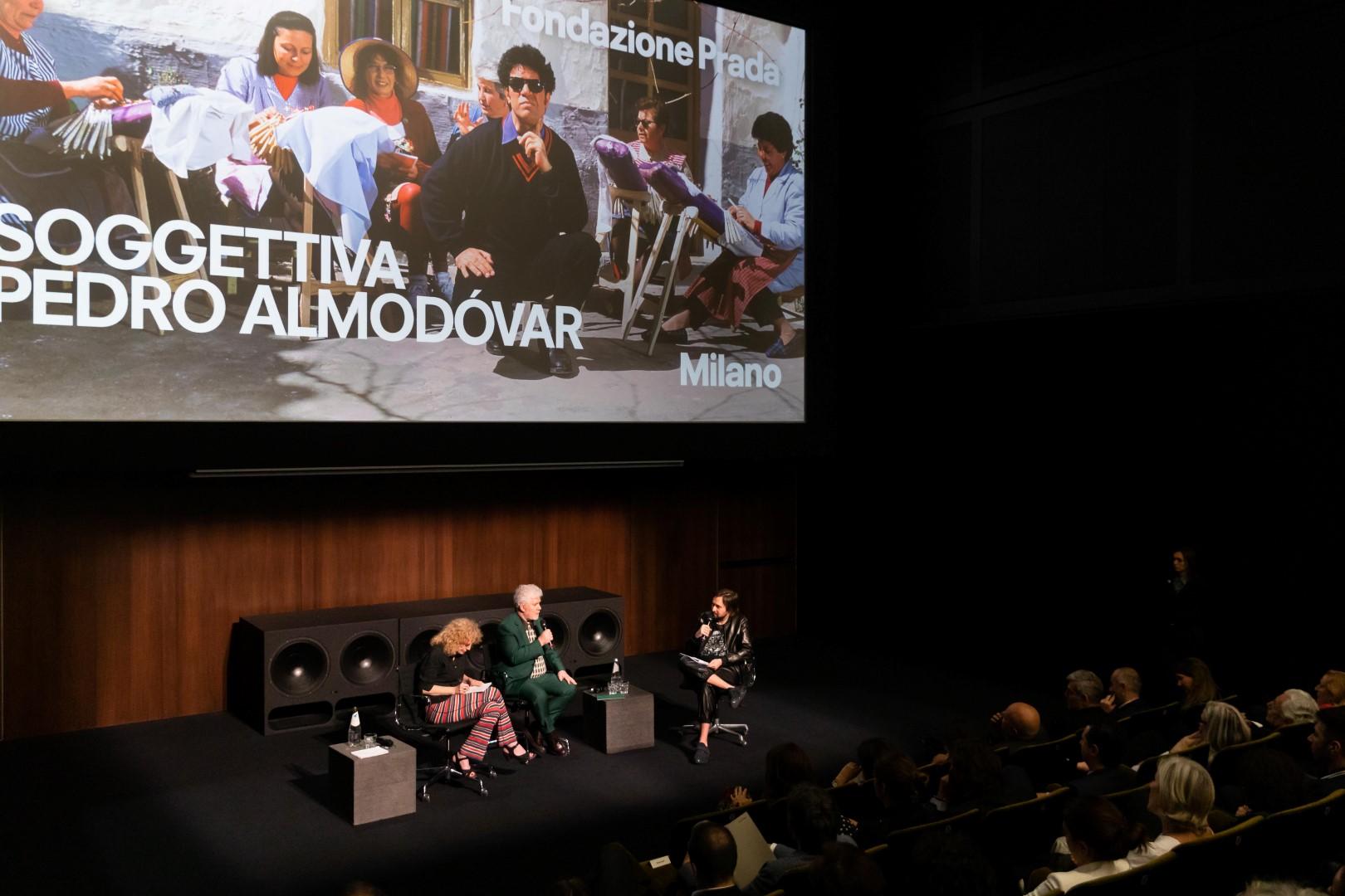 Fondazione Prada Pedro Almodovar