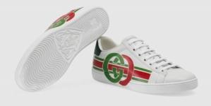 Gucci App sneakers Ace: la realtà aumentata per provare i vari modelli