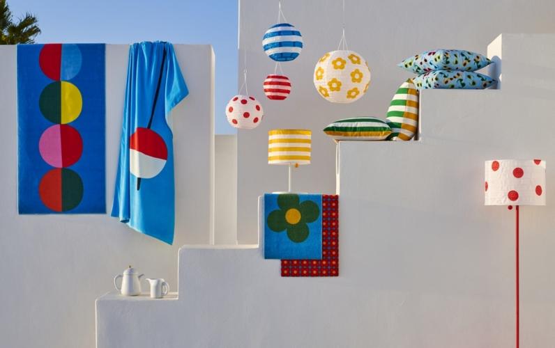 Ikea catalogo estate 2019: la nuova colorata collezione Sommar