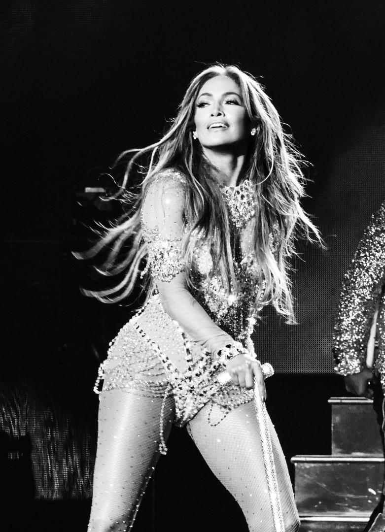 Jennifer Lopez Its My Party tour 2019