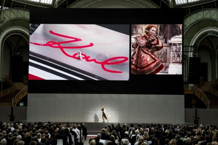 Karl For Ever Parigi: l'omaggio al genio creativo al Grand Palais