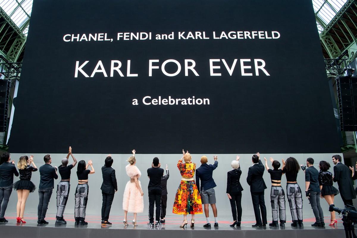 Karl For Ever Parigi