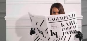 Karl Lagerfeld L'Oréal Paris: l'esclusiva collezione make-up
