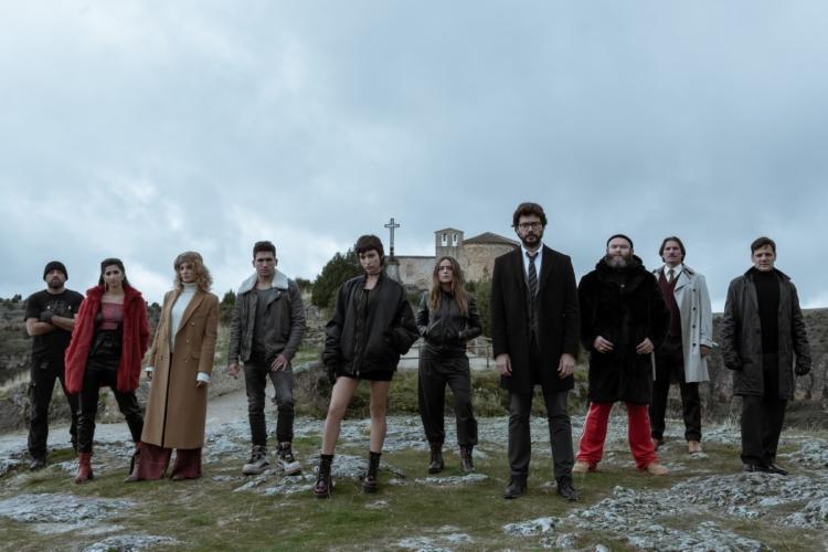 La casa di carta 3: la nuova stagione su Netflix, il trailer e il cast