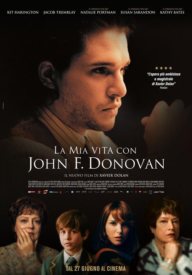 La mia vita con John F. Donovan recensione