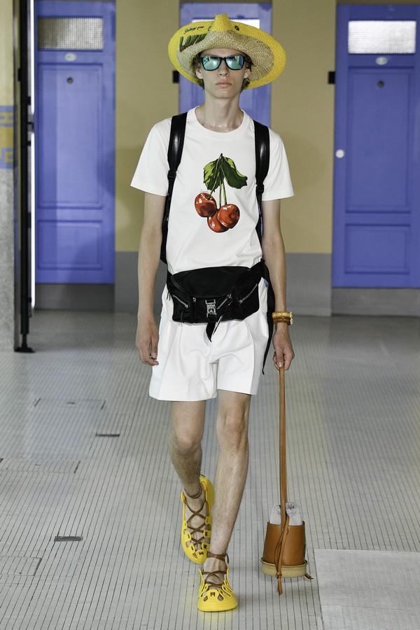 Lanvin Uomo primavera estate 2020