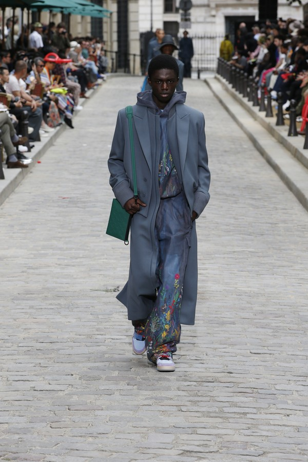 Louis Vuitton Uomo primavera estate 2020