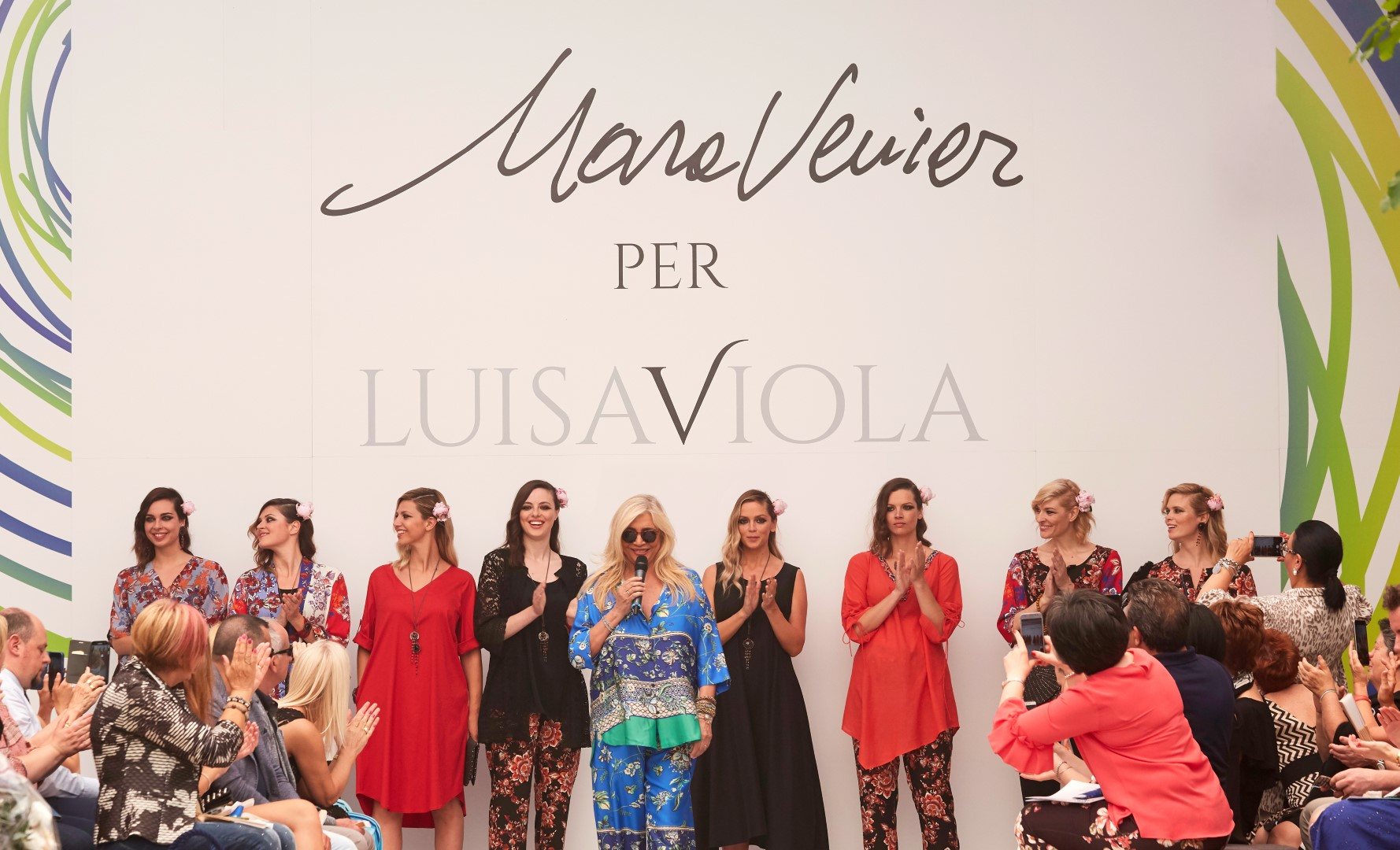 Mara Venier Luisa Viola primavera estate 2020