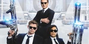 Men in Black International: gli agenti speciali indossano gli occhiali da sole Police