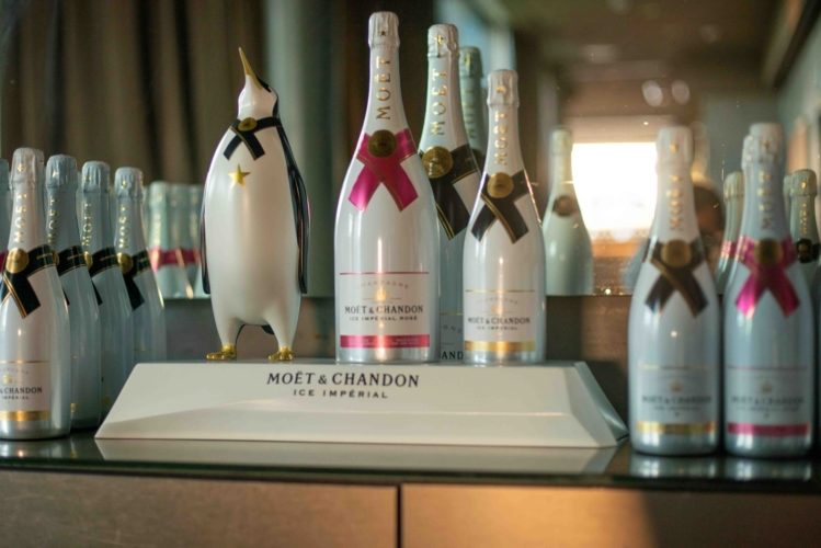 Moët & Chandon Grand Day 2019: il party sulla terrazza Radio Rooftop Milano