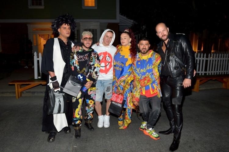 Moschino sfilata Resort 2020: l'horror movie secondo Jeremy Scott