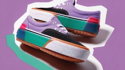 Nuove Vans sneakers 2019: la collezione Stacked reinventa la Classic Era e la Sk8-Hi