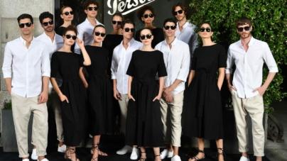 Persol Brera temporary store: il party d'apertura e l'esclusivo occhiale Brera 714