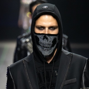 Philipp Plein Uomo primavera estate 2020: i ribelli punk, la sfilata