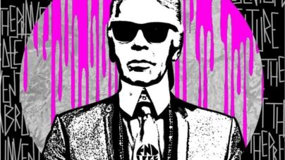 Pitti Uomo Giugno 2019 Karl Lagerfeld: l'installazione celebrativa di Endless