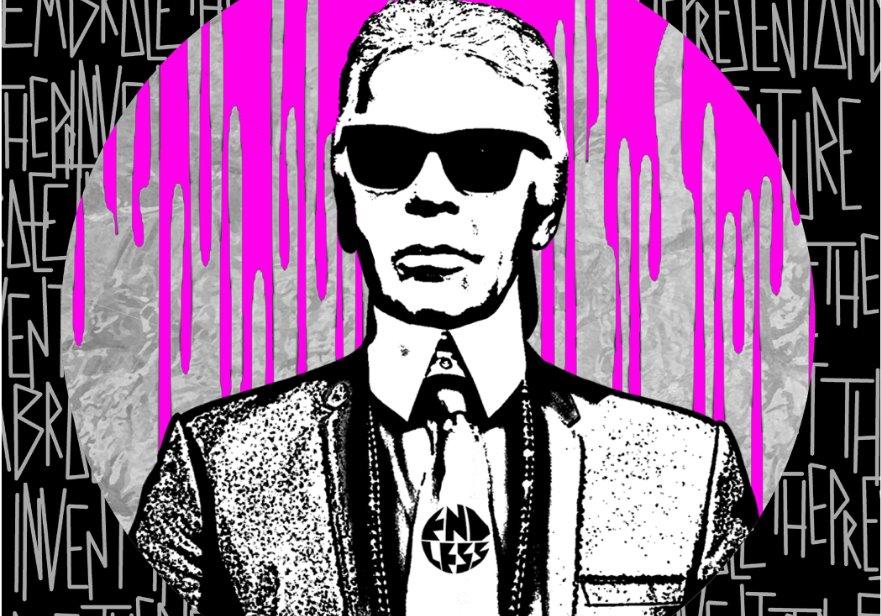 Pitti Uomo Giugno 2019 Karl Lagerfeld