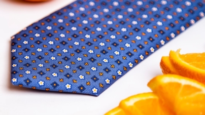 Pitti Uomo Giugno 2019 Marinella: la limited edition in Orange Fiber e la capsule con M1992