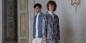 Pitti Uomo Giugno 2019 Parcoats: l'arte futurista per la primavera estate 2019